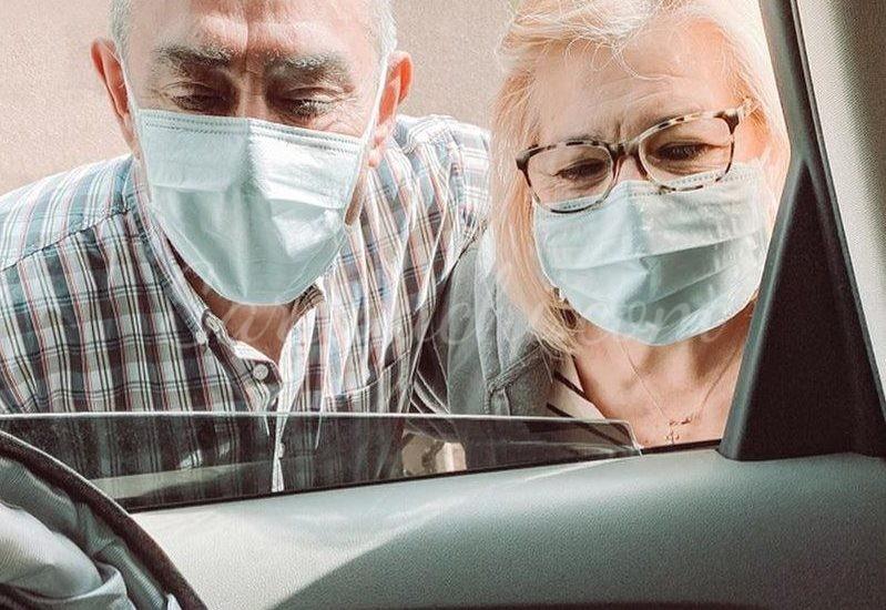 Conocer a los abuelos durante la cuarentena