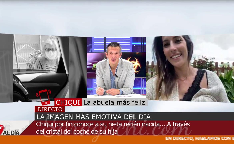 Entrevista con Joaquín Prat del programa Cuatro al día