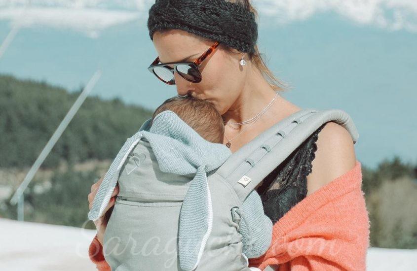 Ventajas y beneficios del porteo del bebé