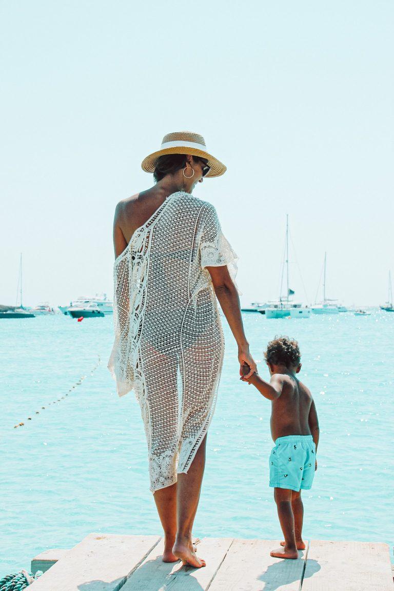 Platja de Ses Illetes en Formentera