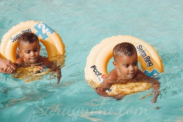 Flotadores hinchables infantiles