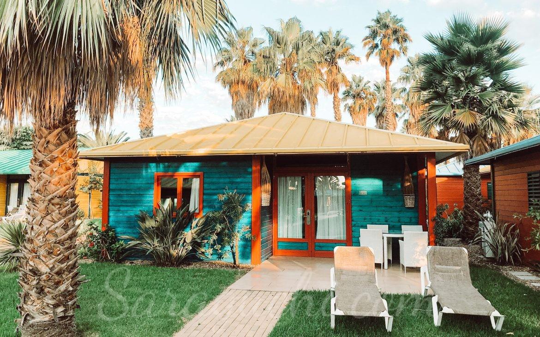 Villa Bonita caribeña del Cambrils Family Park Resort