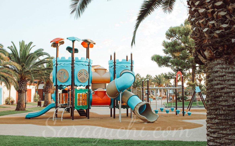 Parque infantil del Cambrils Family Park Resort