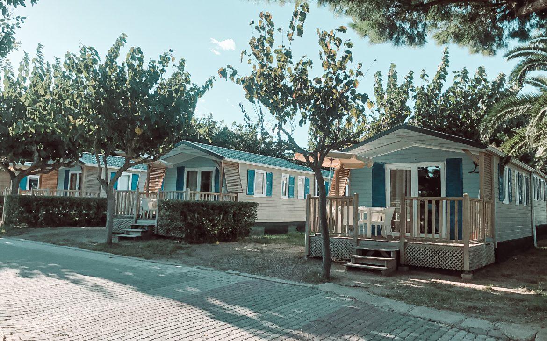 Mobil-home Thalassa de la zona de La Mediterránea del Camping & Resort Sangulí Salou
